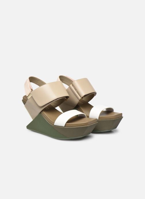 Sandali e scarpe aperte United Nude Rico Sandal Beige immagine 3/4