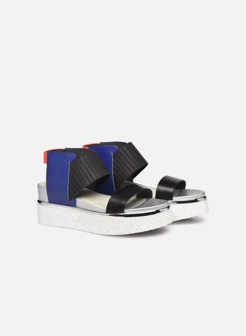 Sandales et nu-pieds United Nude Rico Sandal Bleu vue 3/4