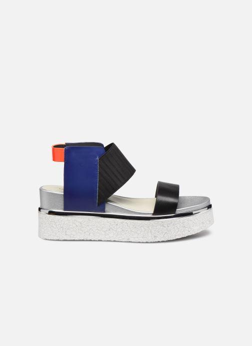 Sandales et nu-pieds United Nude Rico Sandal Bleu vue derrière