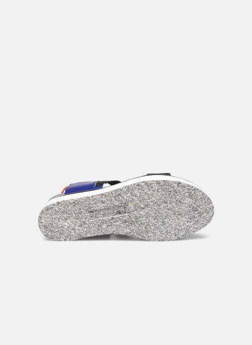 Sandales et nu-pieds United Nude Rico Sandal Bleu vue haut