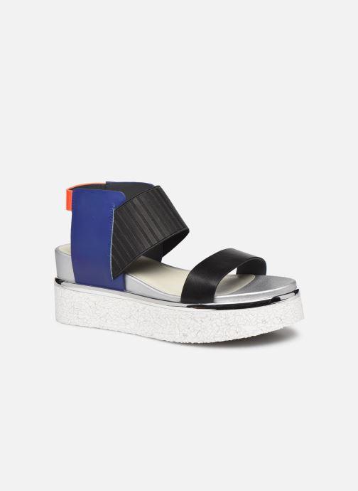 Sandales et nu-pieds United Nude Rico Sandal Bleu vue détail/paire