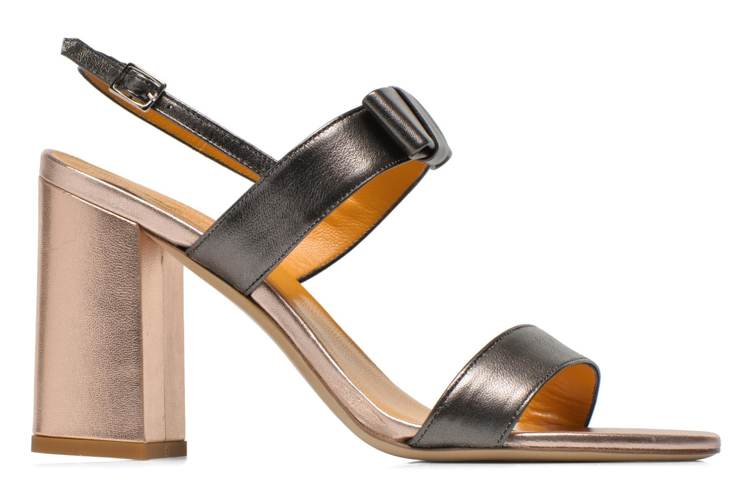 Sandals Atelier Mercadal Chili Grey back view
