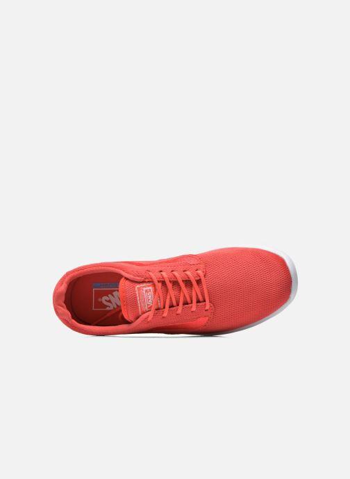 Vans Iso 1.5 + (Rouge) Baskets chez Sarenza (249055)