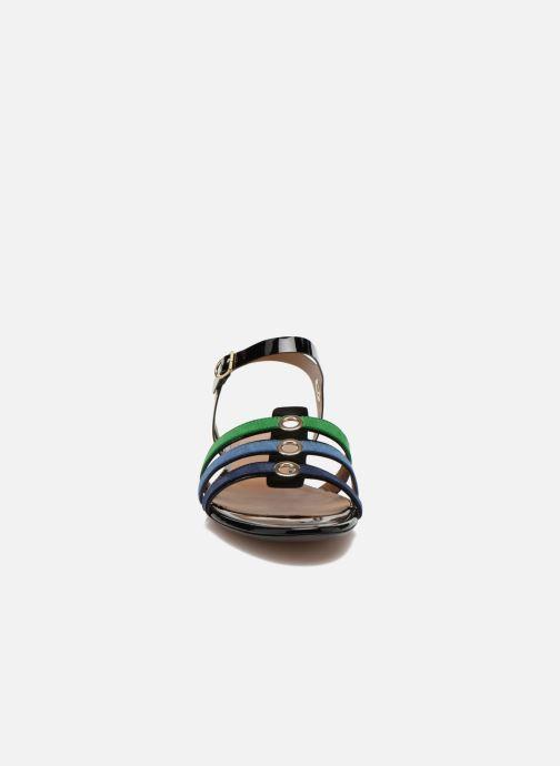 Sandales et nu-pieds Sonia Rykiel Mymy Multicolore vue portées chaussures