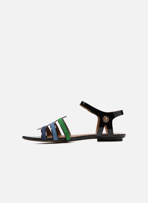 Sandales et nu-pieds Sonia Rykiel Mymy Multicolore vue face