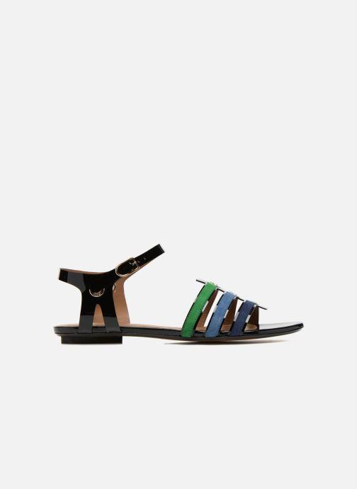 Sandales et nu-pieds Sonia Rykiel Mymy Multicolore vue derrière