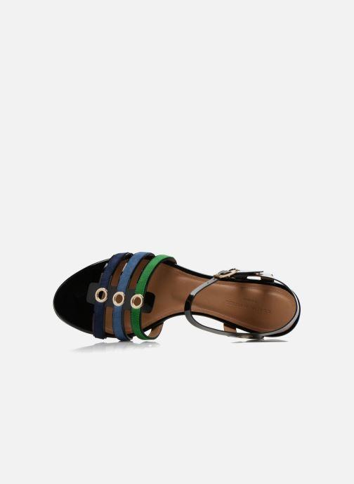 Vert Bleu Mymy Noir Multico Sandales pieds Rykiel Et Sonia Nu rdthQBsxCo