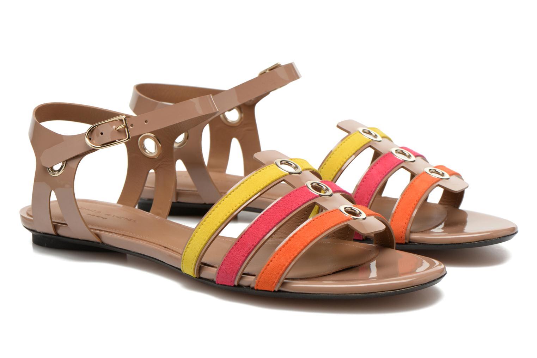 Sandals Sonia Rykiel Podium Multicolor 3/4 view