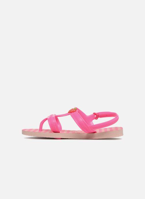 Sandales et nu-pieds Havaianas Kids Joy Spring Rose vue face
