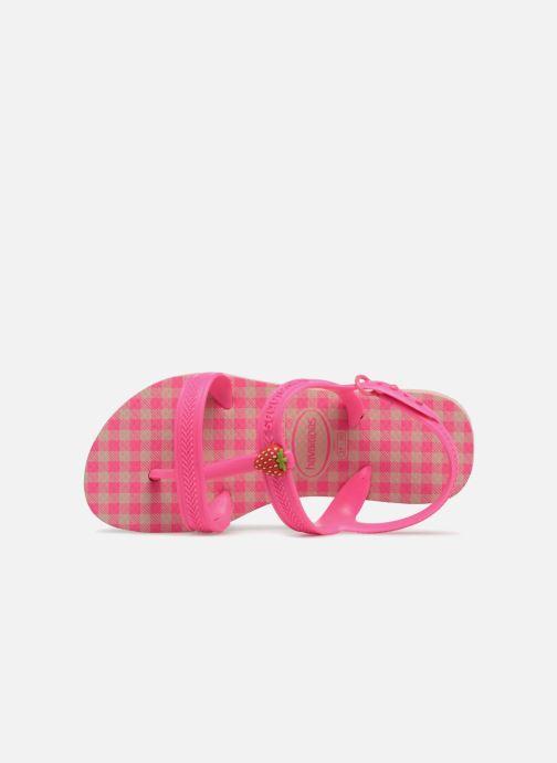 b37e8c564040 Havaianas Kids Joy Spring (Pink) - Sandals chez Sarenza (318006)