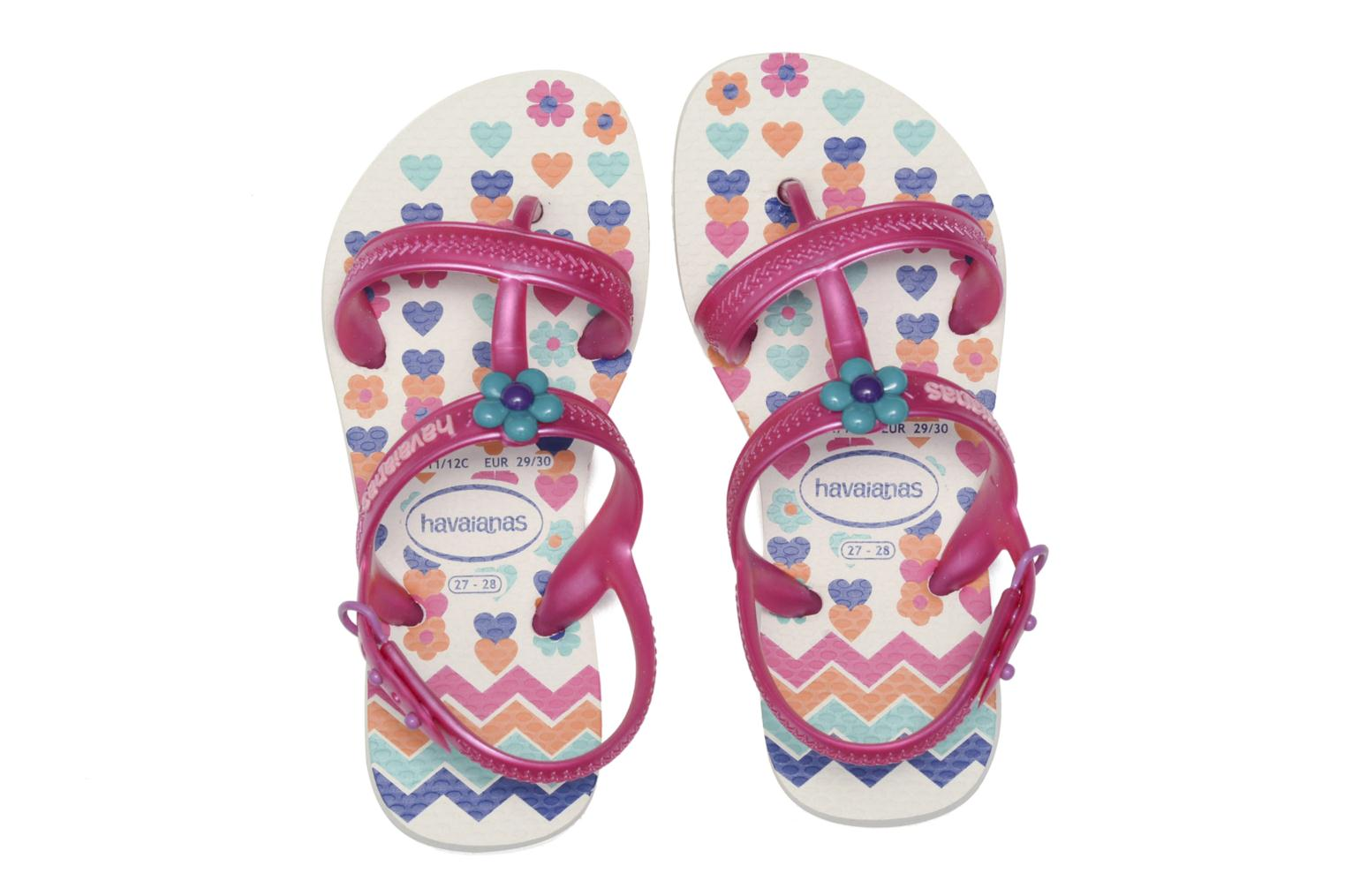 Sandalias Havaianas Kids Joy Spring Multicolor vista 3/4