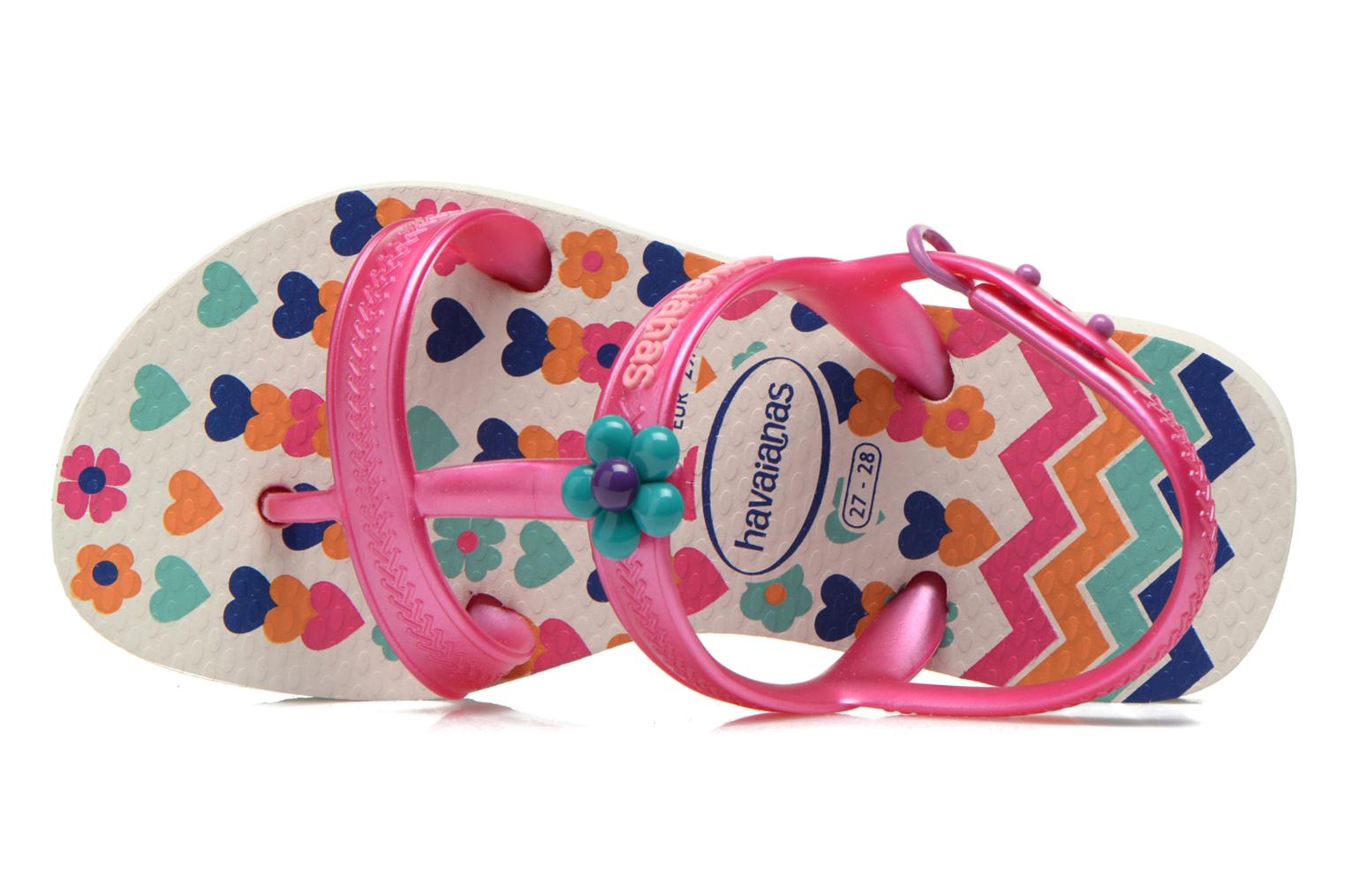 Sandals Havaianas Kids Joy Spring Multicolor view from the left