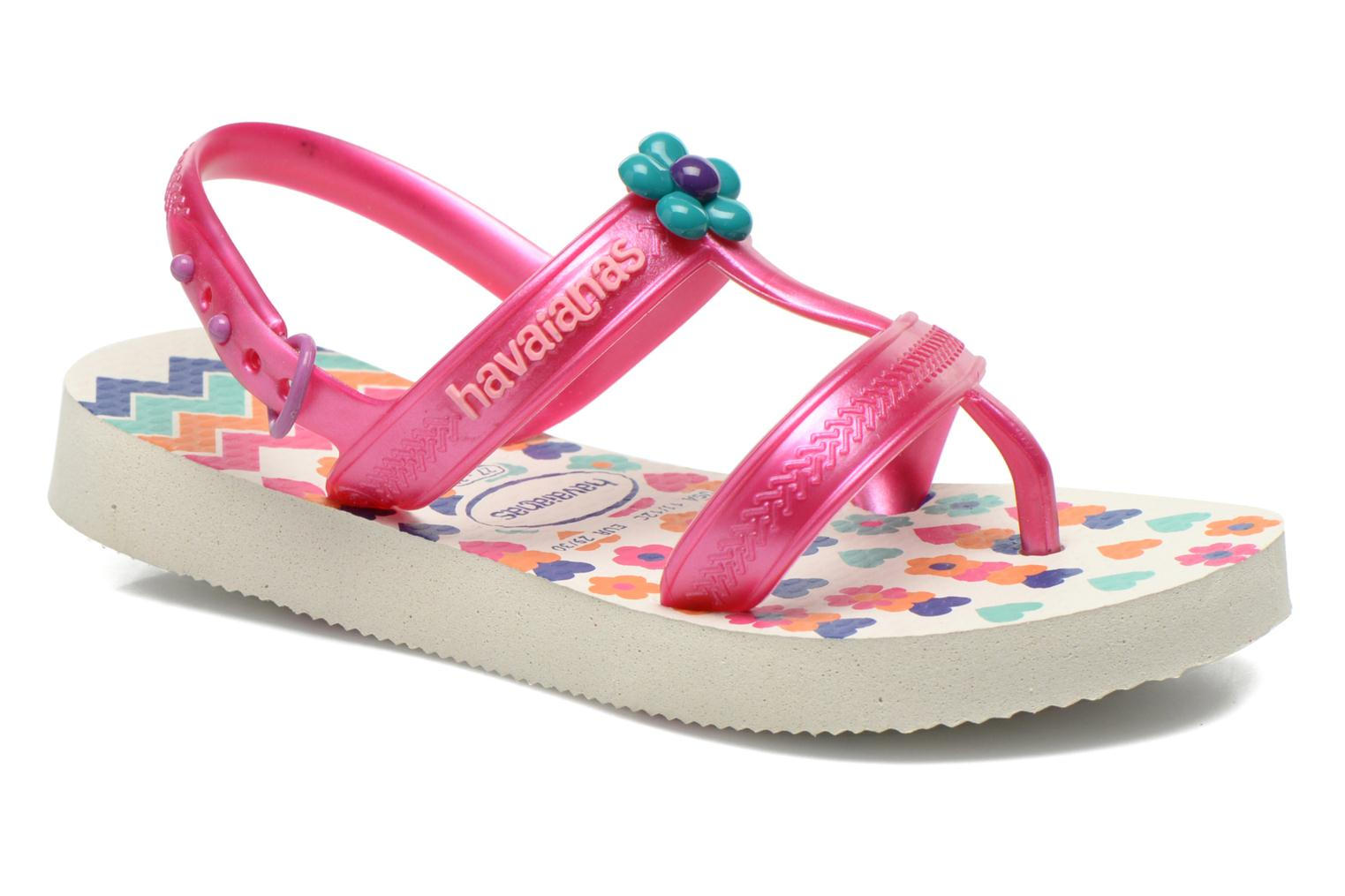 Sandals Havaianas Kids Joy Spring Multicolor detailed view/ Pair view