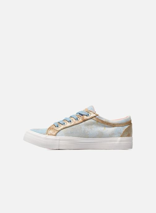Trainers Kaporal Amon Blue front view