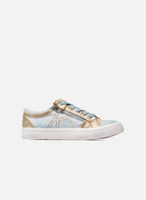Trainers Kaporal Amon Blue back view