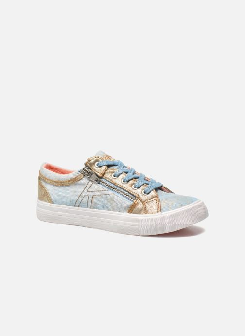 Trainers Kaporal Amon Blue detailed view/ Pair view