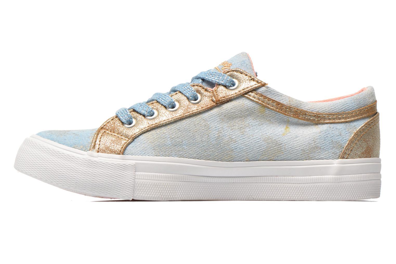 Sneakers Kaporal Amon Blauw voorkant