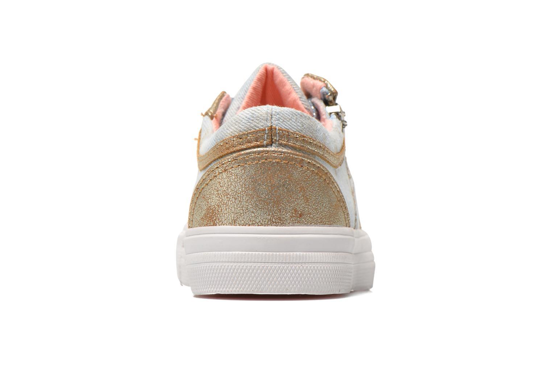 Sneakers Kaporal Amon Blauw rechts