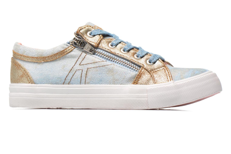 Sneakers Kaporal Amon Blauw achterkant