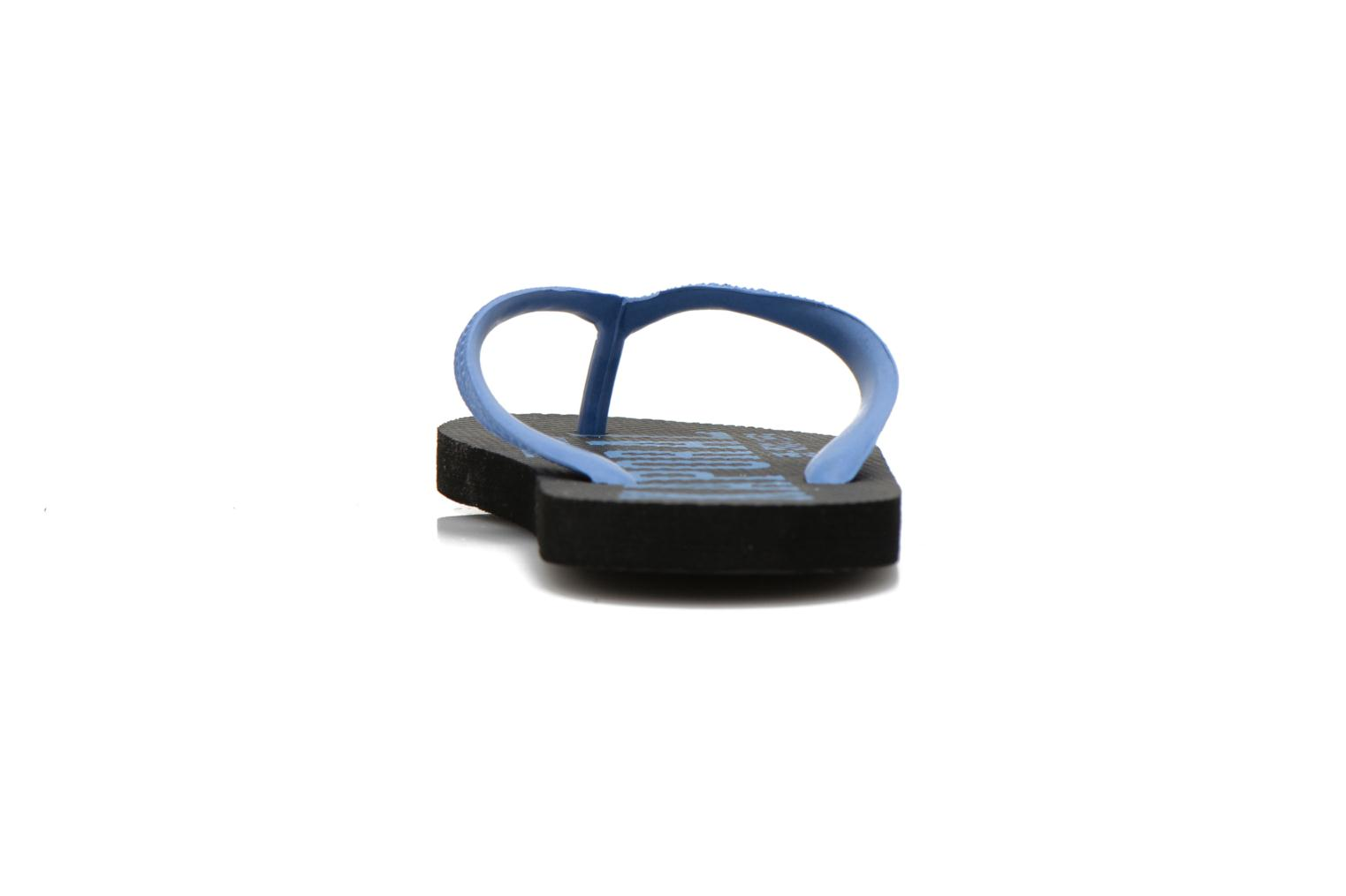 Flip flops Kaporal Sulyvan Blue view from the right