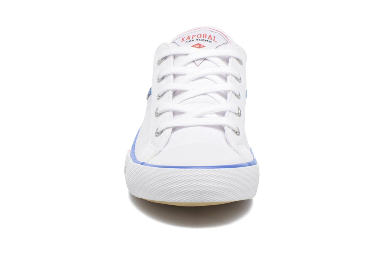 Trainers Kaporal Icario White model view