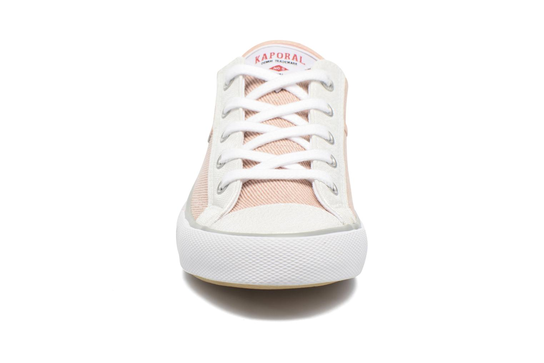 Sneaker Kaporal Icario rosa schuhe getragen