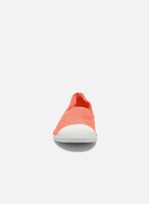 Ballerines Kaporal Vandane Orange vue portées chaussures
