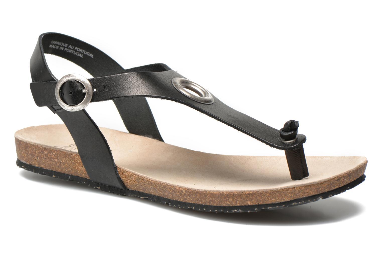 Sandalen TBS Inayah schwarz detaillierte ansicht/modell