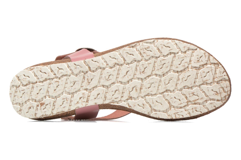 Sandales et nu-pieds TBS Inayah Rose vue haut