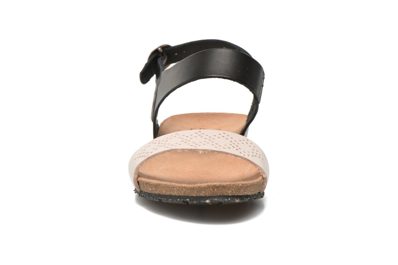 Sandales et nu-pieds TBS Isabel Multicolore vue portées chaussures