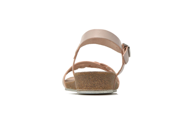 Sandales et nu-pieds TBS Kayemm Beige vue droite