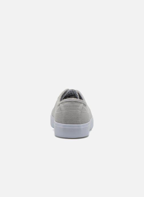 Sneaker TBS Lining grau ansicht von rechts