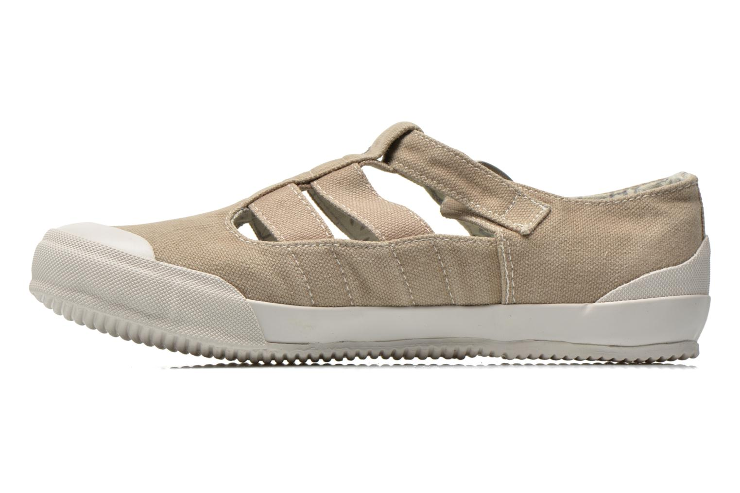 Trainers TBS Oriele Beige front view