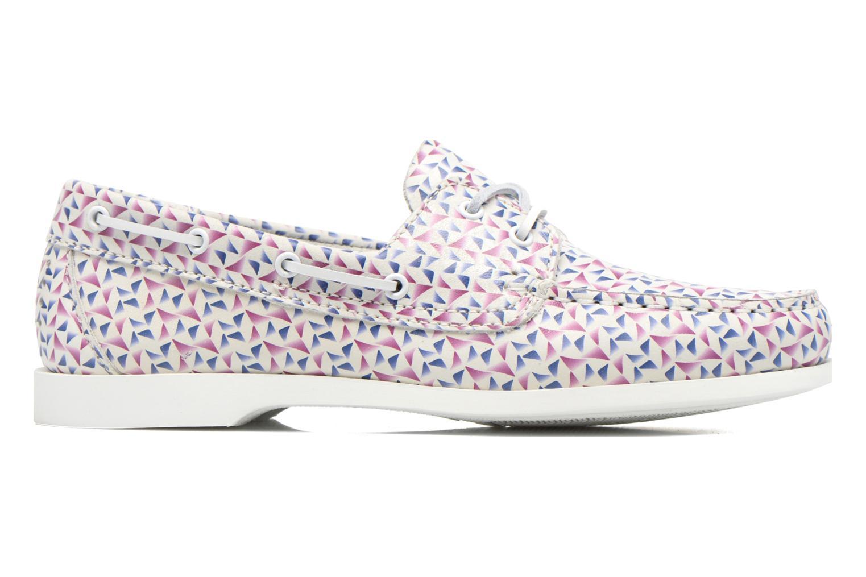 Chaussures à lacets TBS Pietra Multicolore vue derrière