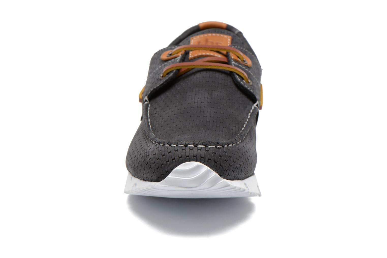 Chaussures à lacets TBS Becket Bleu vue portées chaussures