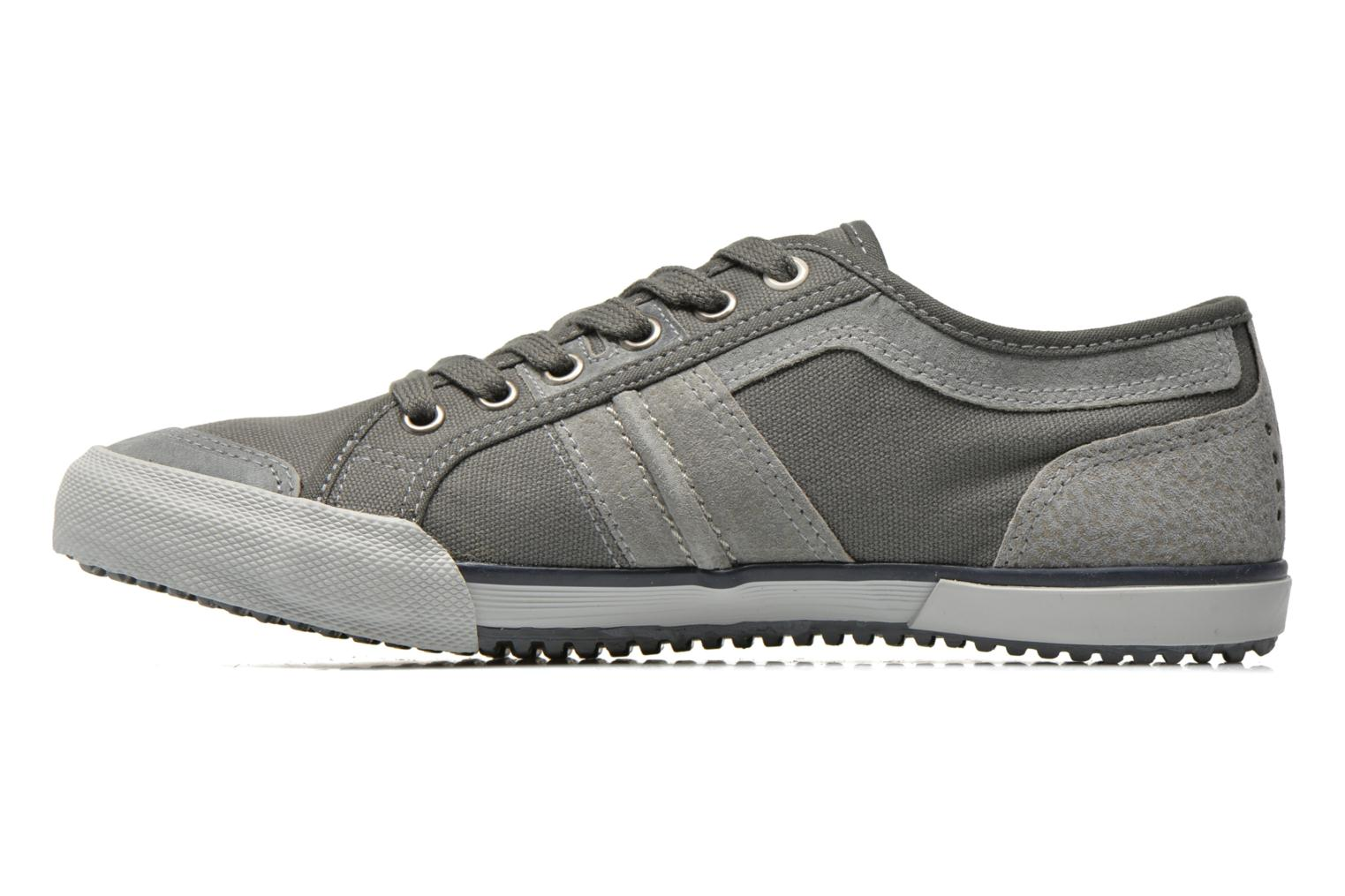 Trainers TBS Edgard Nuage Grey front view