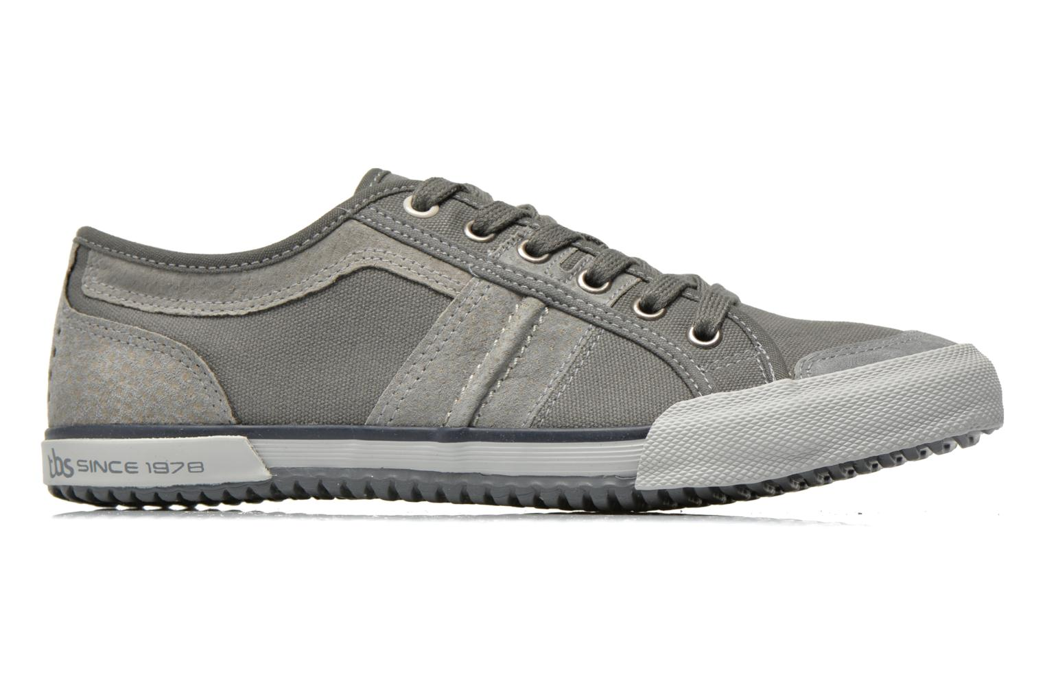 Trainers TBS Edgard Nuage Grey back view