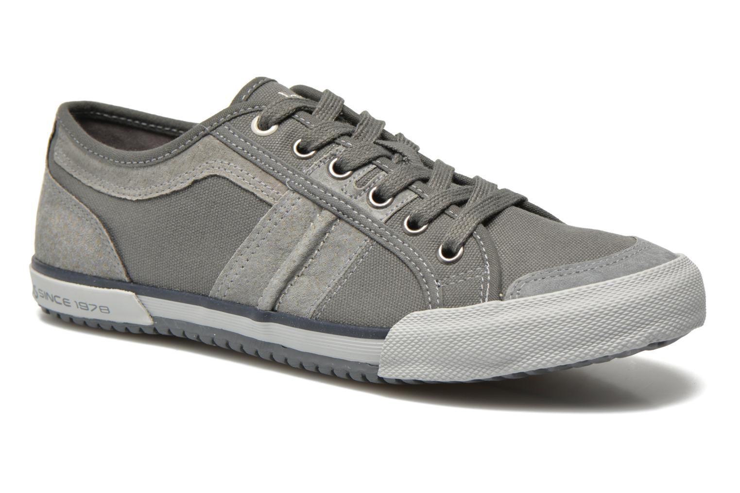 Trainers TBS Edgard Nuage Grey detailed view/ Pair view