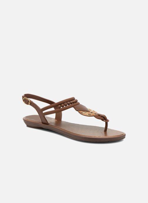 Grendha Tribal Sandal Fem (Marron) Sandales et nu pieds
