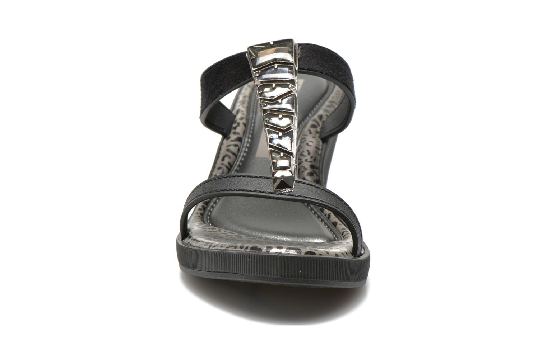 Mules & clogs Grendha Jewel Plat Black model view