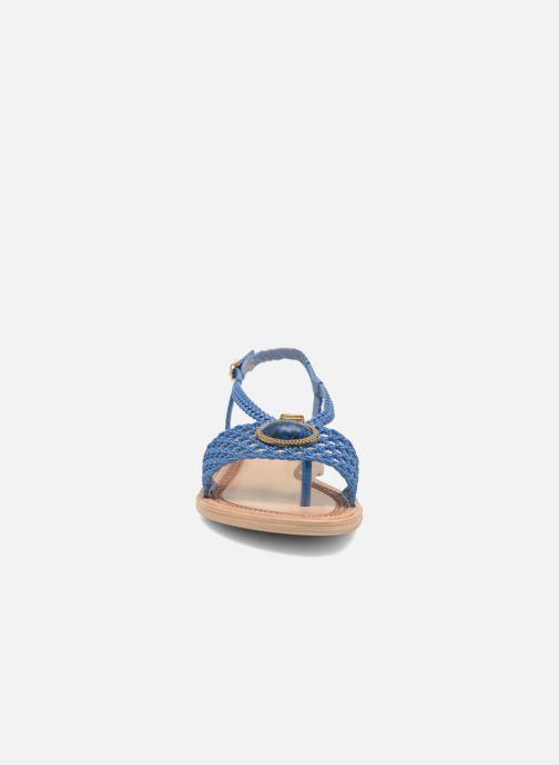 Sandales et nu-pieds Grendha Tribale IV Sandal Bleu vue portées chaussures