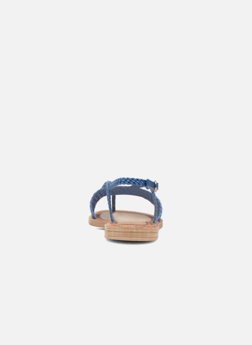 Sandales et nu-pieds Grendha Tribale IV Sandal Bleu vue droite