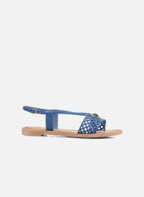 Sandales et nu-pieds Grendha Tribale IV Sandal Bleu vue derrière
