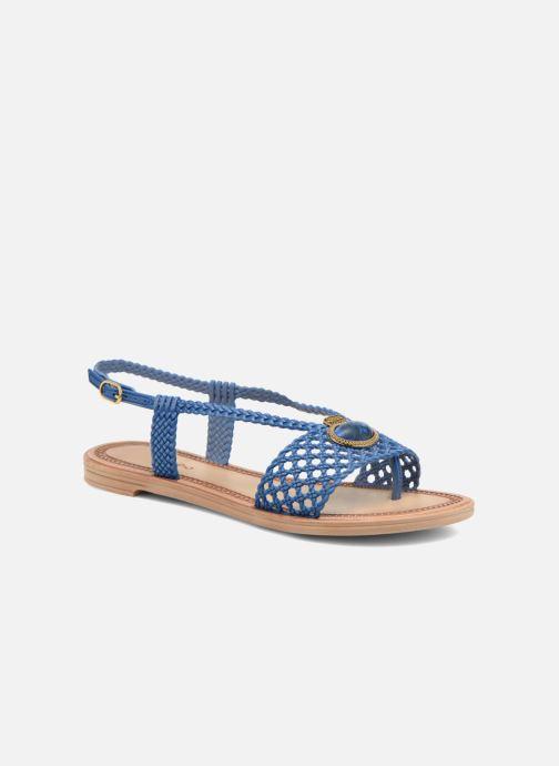 Sandales et nu-pieds Grendha Tribale IV Sandal Bleu vue détail/paire