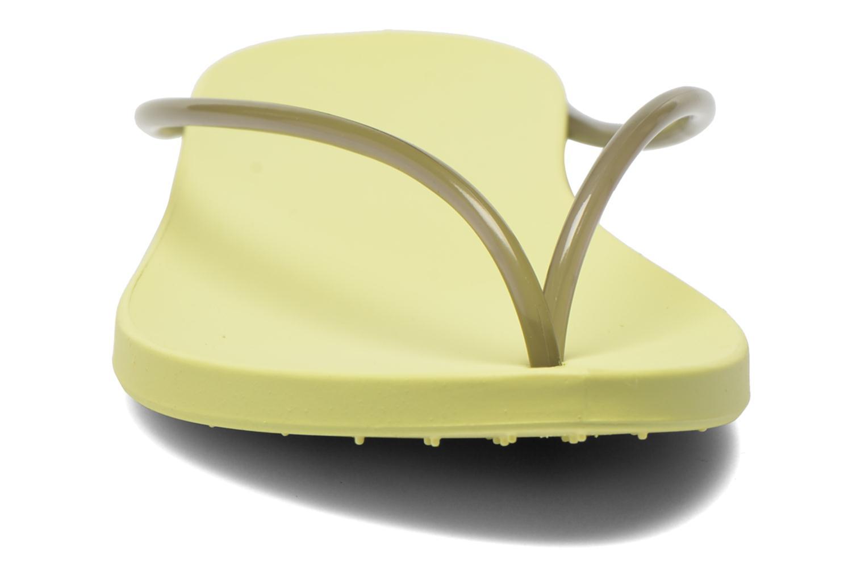 Tongs Ipanema Philippe Starck Thing M Fem Vert vue portées chaussures