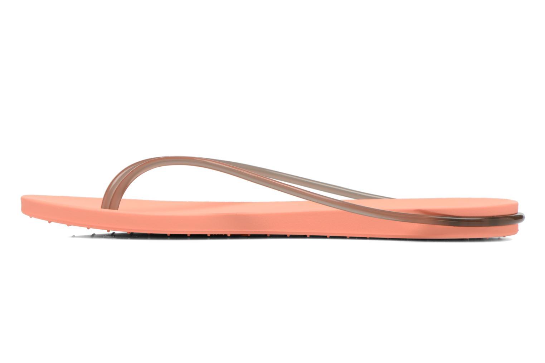 Zehensandalen Ipanema Philippe Starck Thing M Fem orange ansicht von vorne