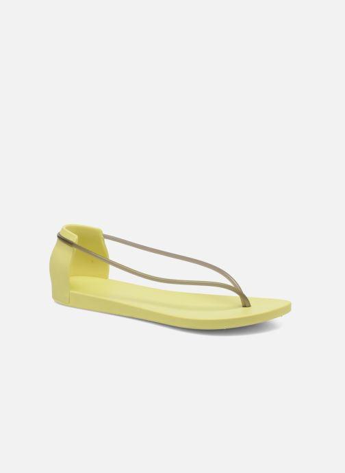 061798c88b5 Ipanema Philippe Starck Thing N Fem (Yellow) - Sandals chez Sarenza ...