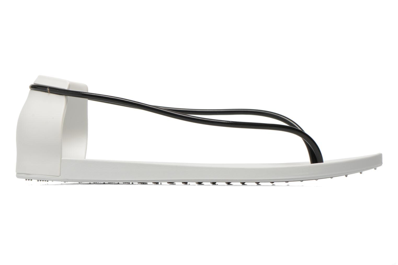 Sandales et nu-pieds Ipanema Philippe Starck Thing N Fem Blanc vue derrière