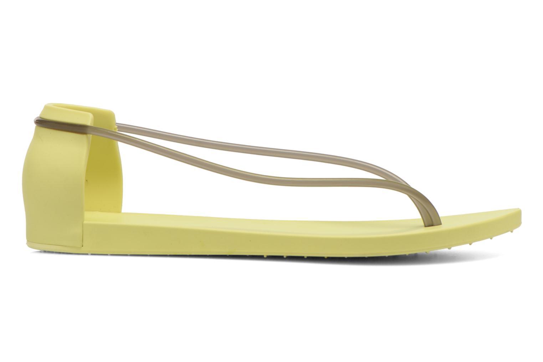 Sandales et nu-pieds Ipanema Philippe Starck Thing N Fem Jaune vue derrière