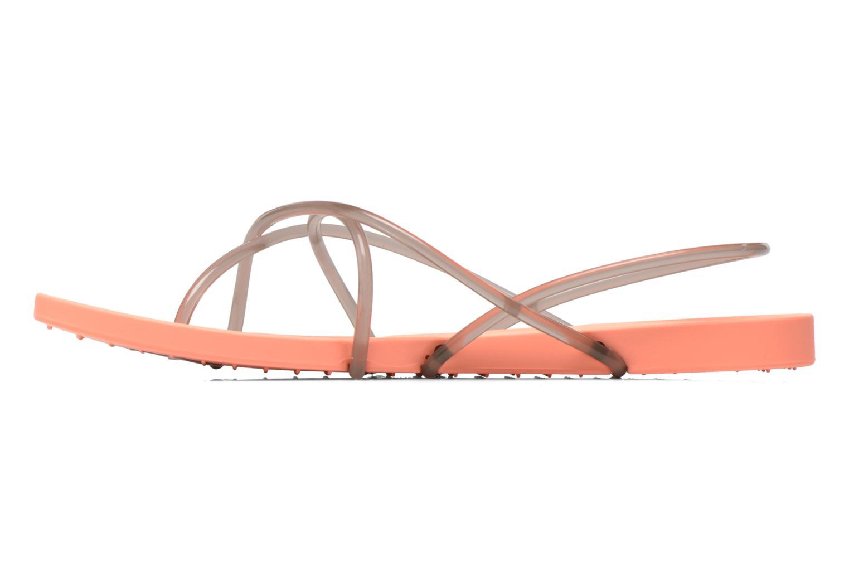 Sandales et nu-pieds Ipanema Philippe Starck Thing G Fem Orange vue face